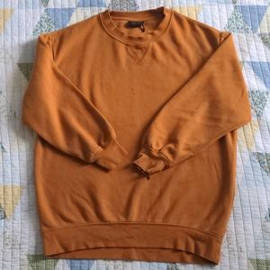 Urban Outfitters Oversized Sweater, Sz S, Rust